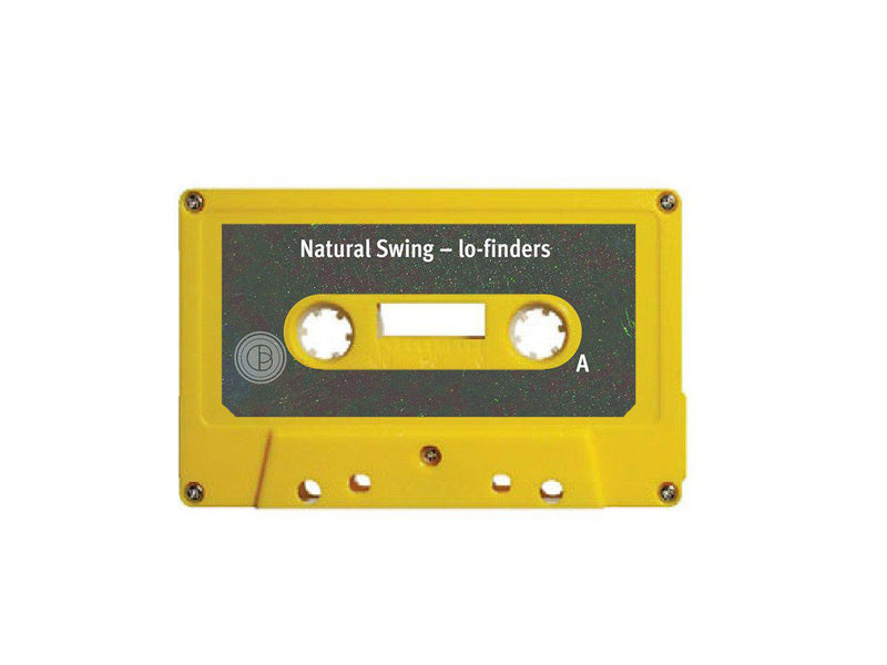 Natural Swing - lo-finders [Cassette Tape]-Dezi-Belle Records-Dig Around Records
