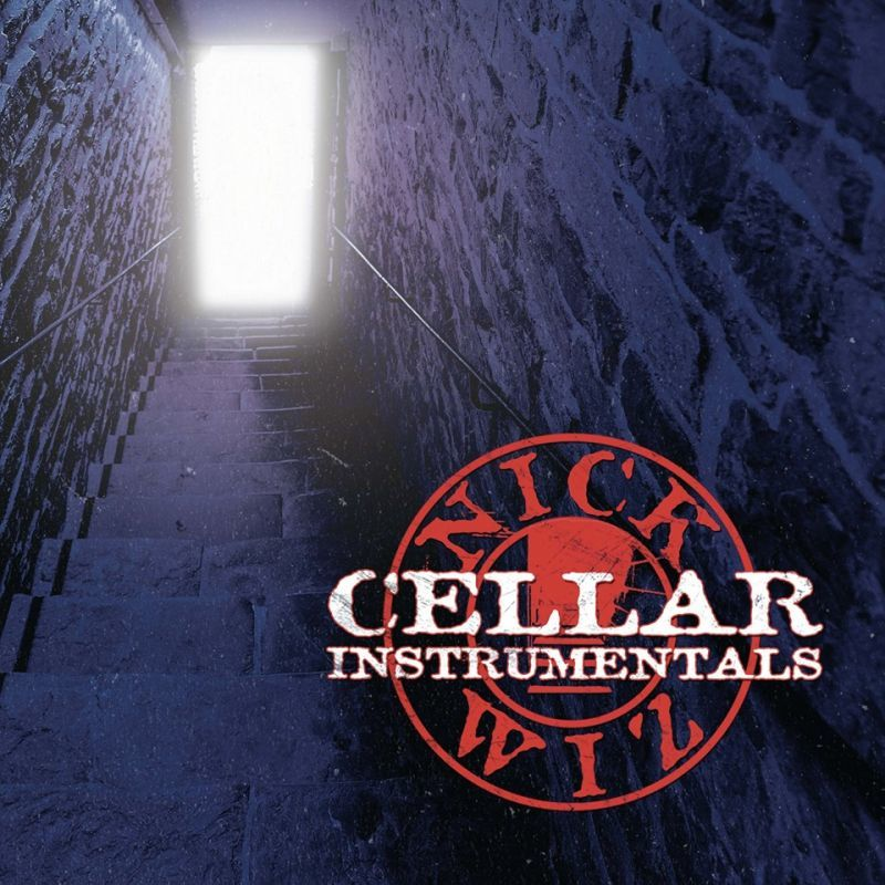 Nick Wiz - Cellar Instrumentals [Vinyl Record / 2 x LP] - Dig Around Records