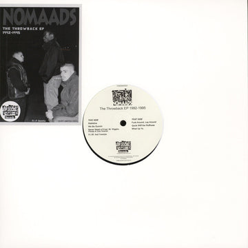 "Nomaads - The Throwback EP 1992-1995 [Vinyl Record / 12""]"