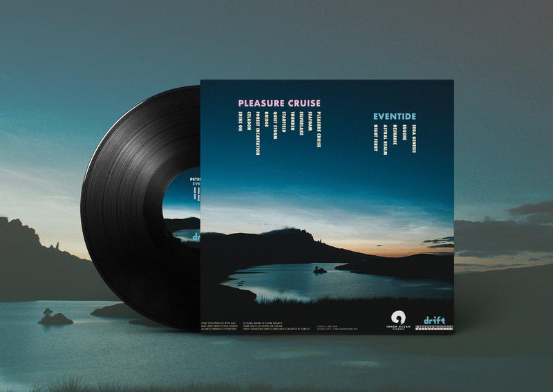 PETER BARK - Pleasure Cruise [Vinyl Record / LP]-INNER OCEAN RECORDS-Dig Around Records