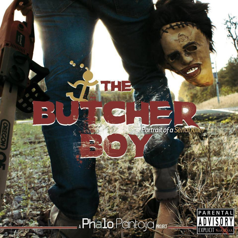 Phalo Pantoja - The Butcher Boy [CD / 2 x CD]-Shinigamie Records / Modulor-Dig Around Records