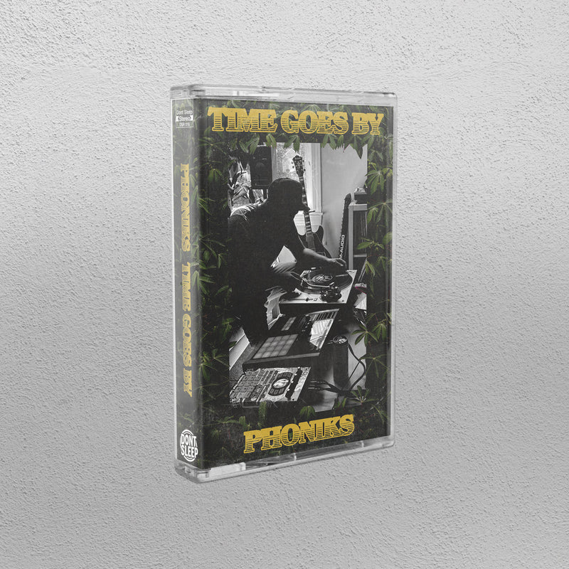 Phoniks - Time Goes By [Cassette Tape]