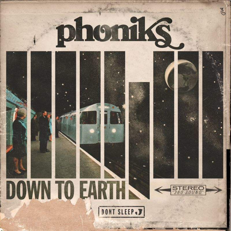Phoniks - Down To Earth [Vinyl Record / LP]-Don't Sleep Records-Dig Around Records