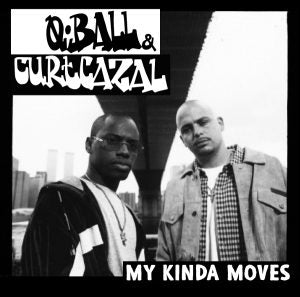 Q Ball & Curt Cazal - My Kinda Moves [CD]-Chopped Herring Records-Dig Around Records