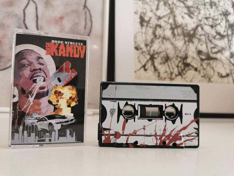 ROME STREETZ - Noise Kandy 3 [Cassette Tape]-FXCK RXP-Dig Around Records