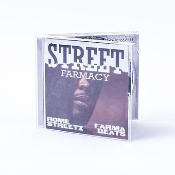ROME STREETZ & FARMA BEATS - Street Farmacy [CD]