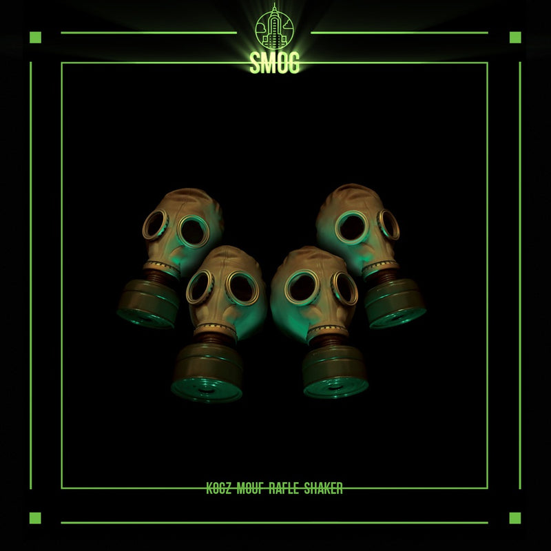 SMOG - SMOG [CD]-Broken Tooth Entertainment-Dig Around Records