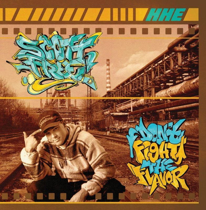 Scott Free - Don't Fight the Flavor [CD]-HIP-HOP ENTERPRISE-Dig Around Records