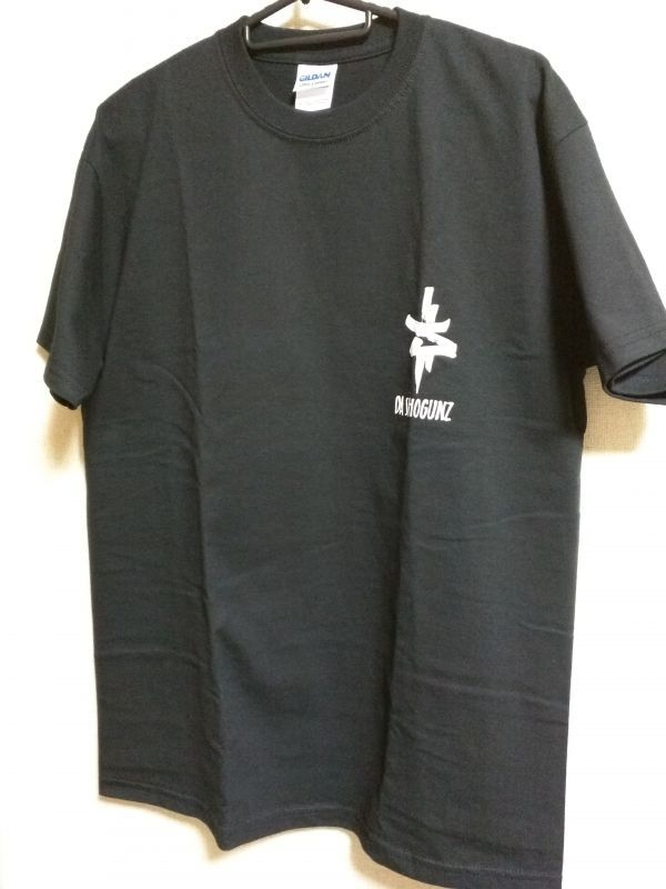 Shogunz - Limited Shogunz Logo T-Shirt [T-Shirt] - Dig Around Records