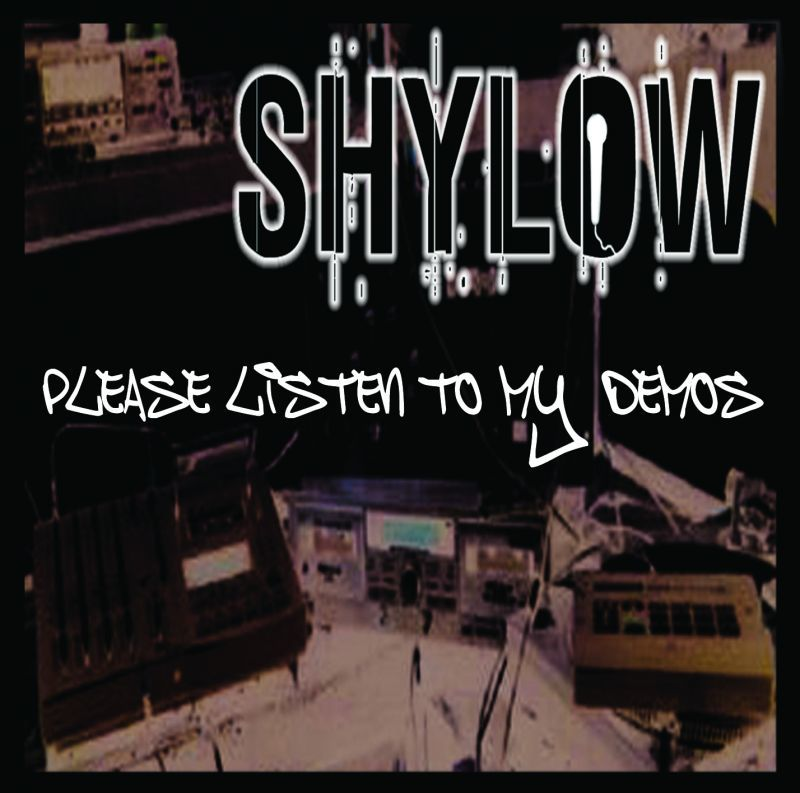 Shylow - Please Listen To My Demos [CD]-Chopped Herring Records-Dig Around Records