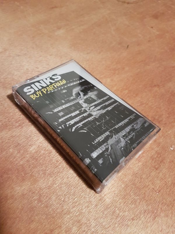 Sinks - Buy Partisan [Cassette Tape]-Not On Label-Dig Around Records
