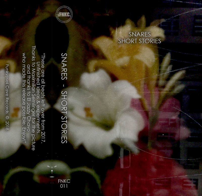 Snares - Short Stories [Cassette Tape]-Funkypseli Cave Records FNKC-Dig Around Records