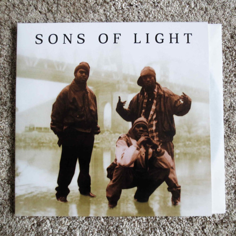 Sons Of Light - Sons Of Light [Vinyl Record / 2 x LP]-Gentleman's Relief Records-Dig Around Records