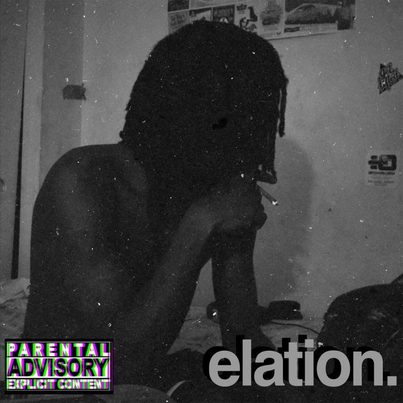 Stxn.x - elation. [Cassette Tape]-INSERT TAPES-Dig Around Records