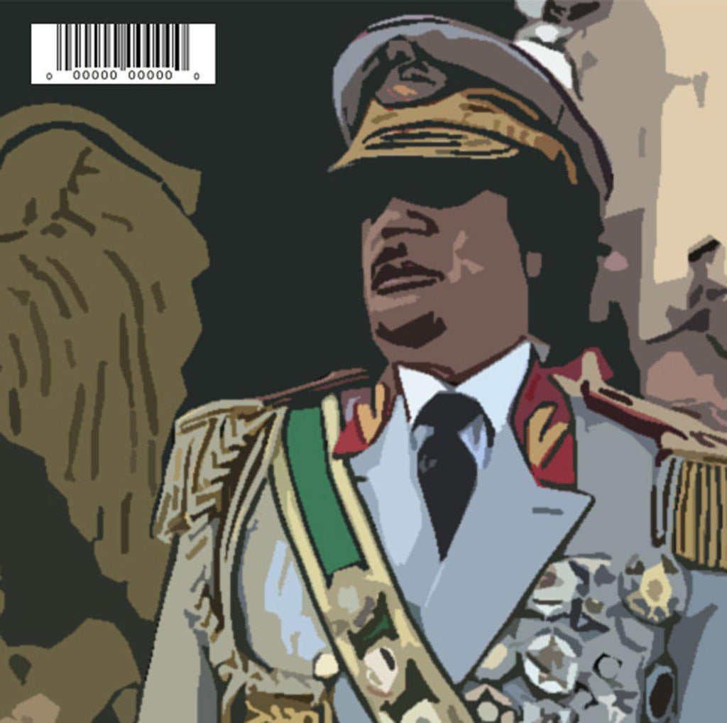Supreme Cerebral - Gaddafi [CD] - Dig Around Records