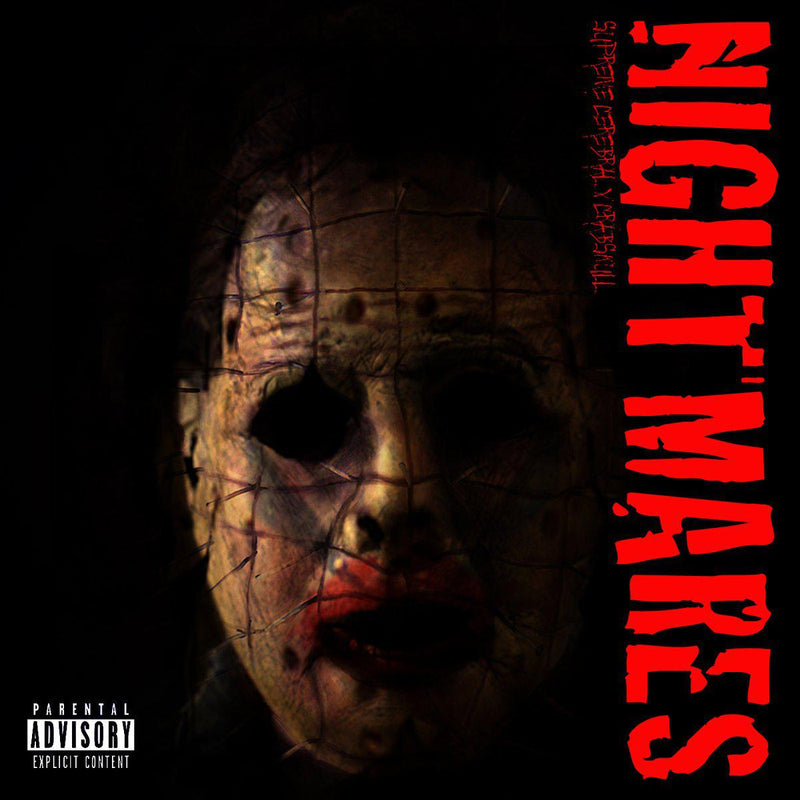 Supreme Cerebral & CrabSkull - Nightmares [CD] - Dig Around Records