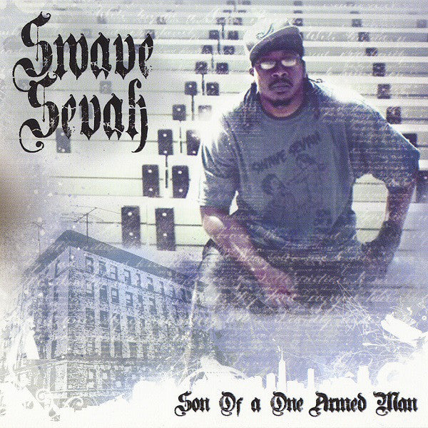 Swave Sevah - Son Of A One Armed Man [CD]-Creative Juices Music-Dig Around Records