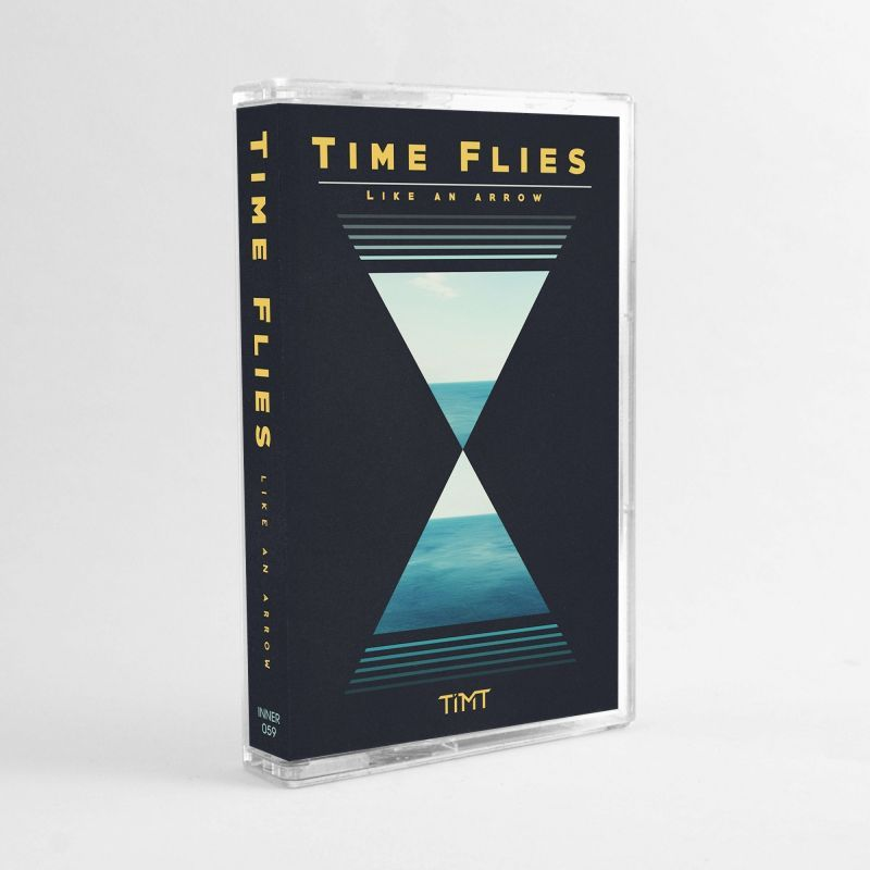 TIMT - TIME FLIES LIKE AN ARROW 【Cassette Tape】-INNER OCEAN RECORDS-Dig Around Records