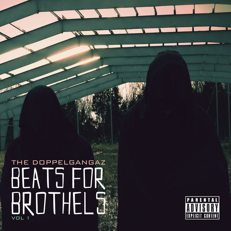 The Doppelgangaz - Beats For Brothels, Vol. 1 [CD]-GROGGY PACK ENTERTAINMENT-Dig Around Records