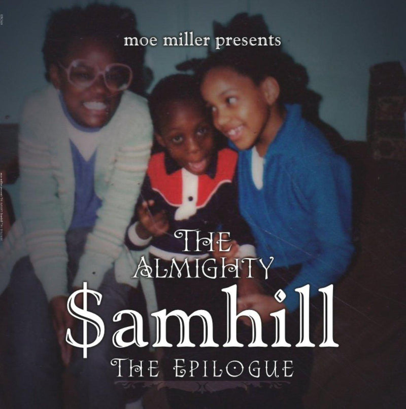 The Almighty $amhill - The Epilogue [Vinyl Record / LP]-Lowtechrecords-Dig Around Records