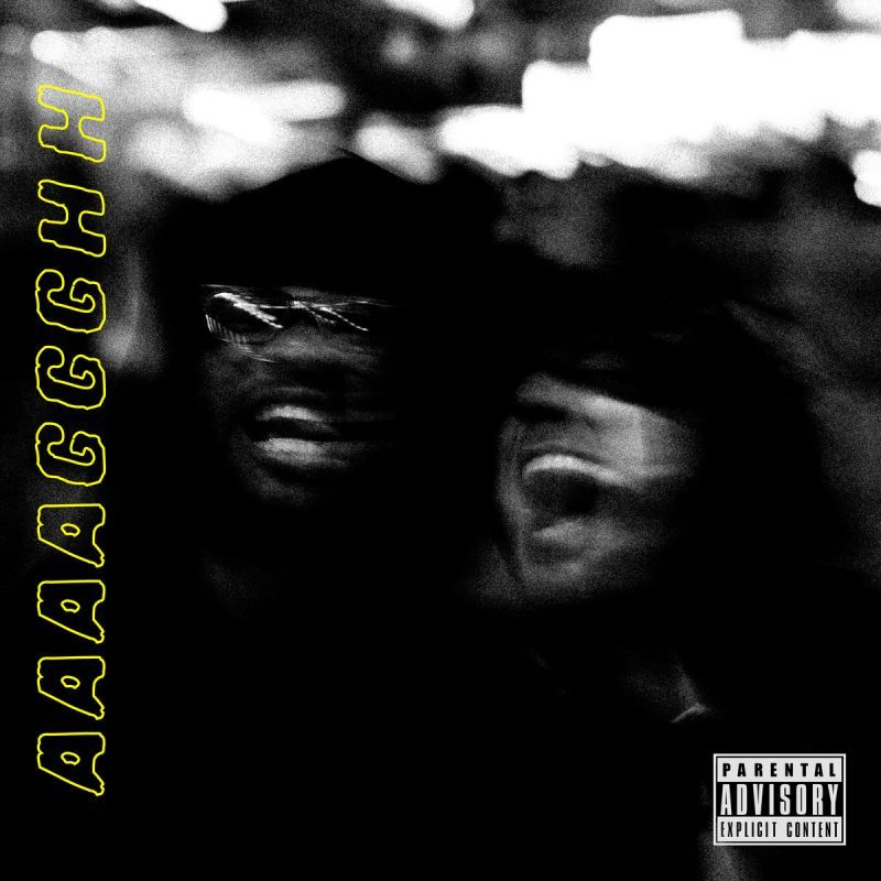 The Doppelgangaz - AAAAGGGHH [Vinyl Record / LP]-GROGGY PACK ENTERTAINMENT-Dig Around Records