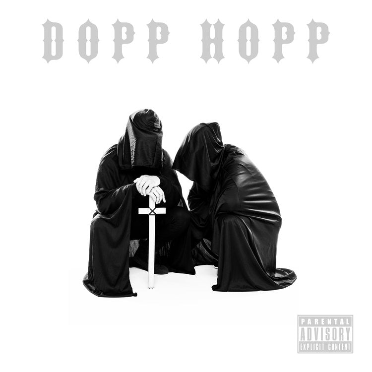 The Doppelgangaz - Dopp Hopp [CD]-GROGGY PACK ENTERTAINMENT-Dig Around Records