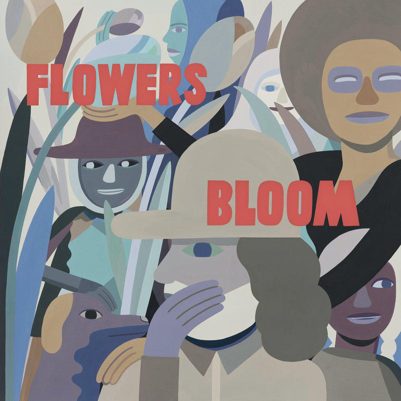 The Mixtapers feat. Georgia Anne Muldrow & Dudley Perkins - Flowers / Bloom [Cassette Tape + Sticker]-FUZZOSCOPE-Dig Around Records