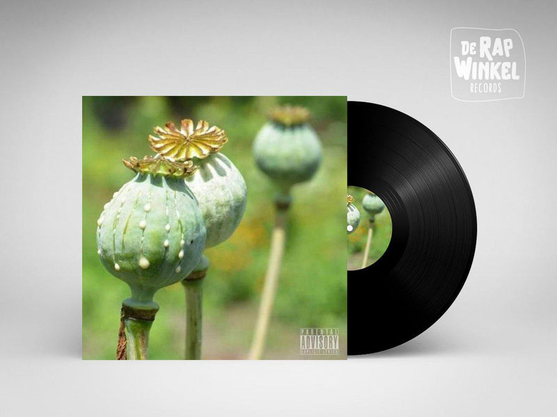 The Opioid Era - The Opioid Era [Black] [Vinyl Record / LP]-de Rap Winkel Records-Dig Around Records