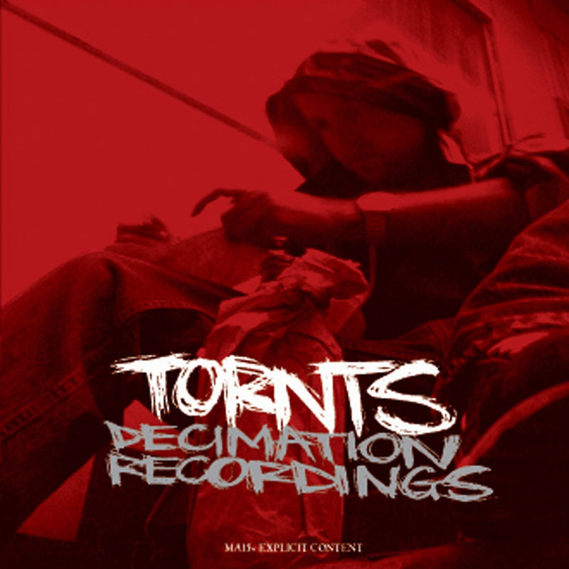 Tornts - Decimation Recordings [CD]-Broken Tooth Entertainment-Dig Around Records