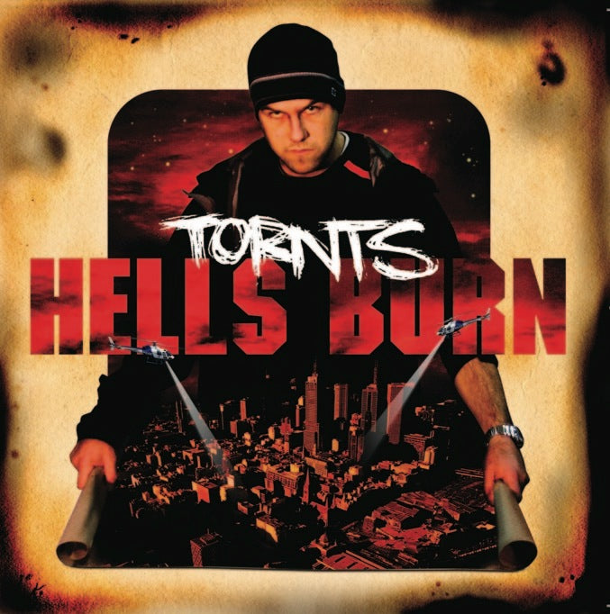 Tornts - HELLS BURN [CD]-Broken Tooth Entertainment-Dig Around Records