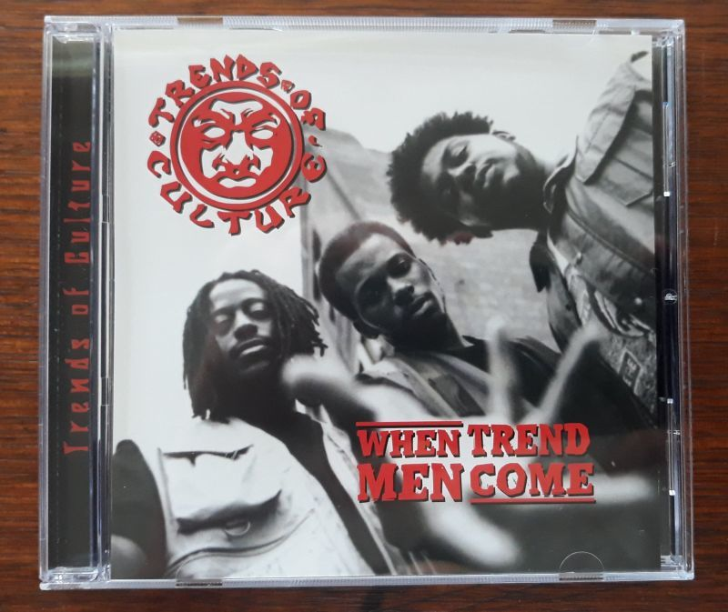 Trends Of Culture - When Trend Men Come [CD]-Gentleman's Relief Records-Dig Around Records