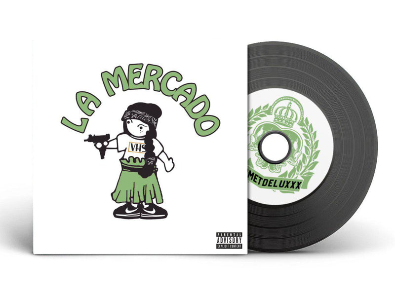 VHS - LA Mercado [THE MONEY] [CD]-GourmetDeluxxx-Dig Around Records