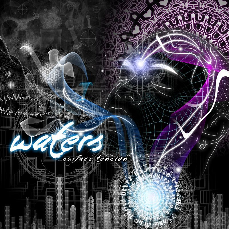 WATERS - SURFACE TENSION [CD]-AR Classic Records-Dig Around Records