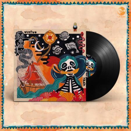 Wun Two - Pirata (International - Limited Edition) [Vinyl Record / LP] - Dig Around Records