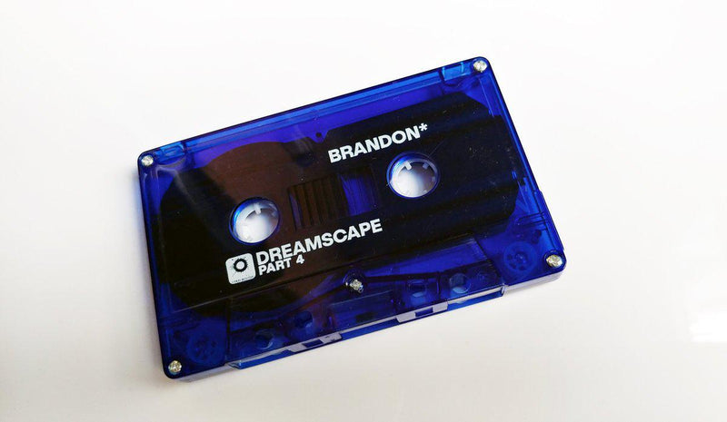 brandon* - Dreamscape: Part 4 [Cassette Tape]-Cold Busted Records-Dig Around Records