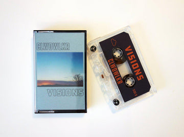 clwdwlkr - Visions [Cassette Tape]