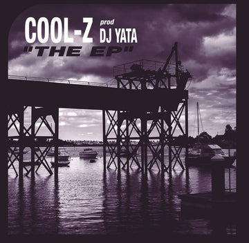 "cool-z prod. dj yata - THE EP [Vinyl Record / 12""]"
