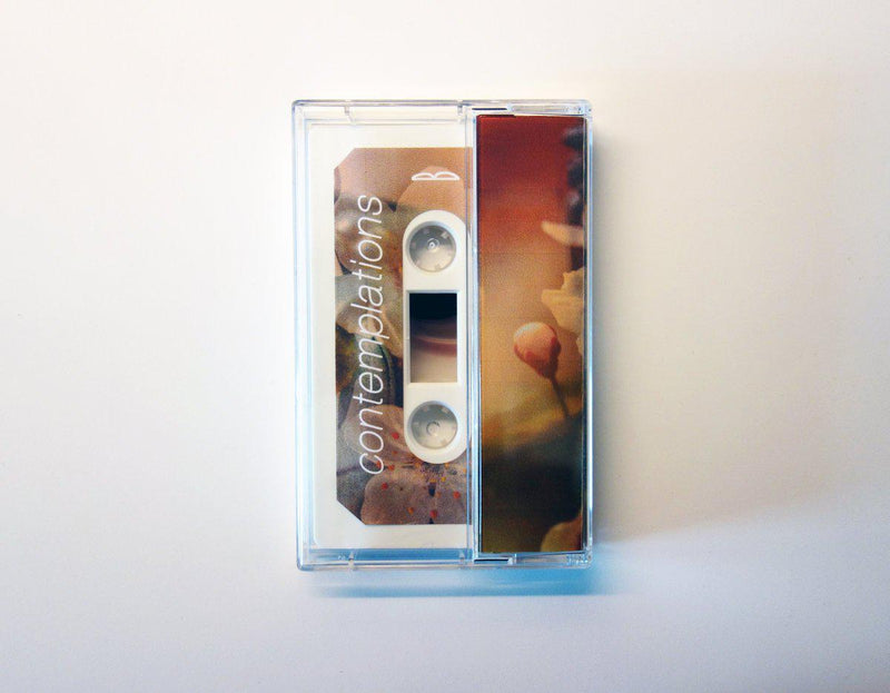 drkmnd - contemplations [Cassette Tape]-INSERT TAPES-Dig Around Records