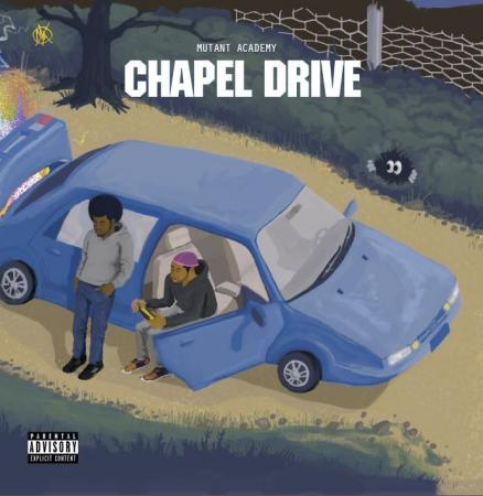 fly anakin & koncept jack$on - Chapel Drive [Vinyl Record / LP]-Vinyl Digital-Dig Around Records