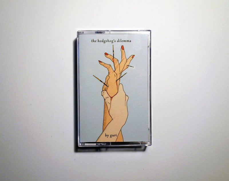 guri - the hedgehog's dilemma [Cassette Tape]-INSERT TAPES-Dig Around Records