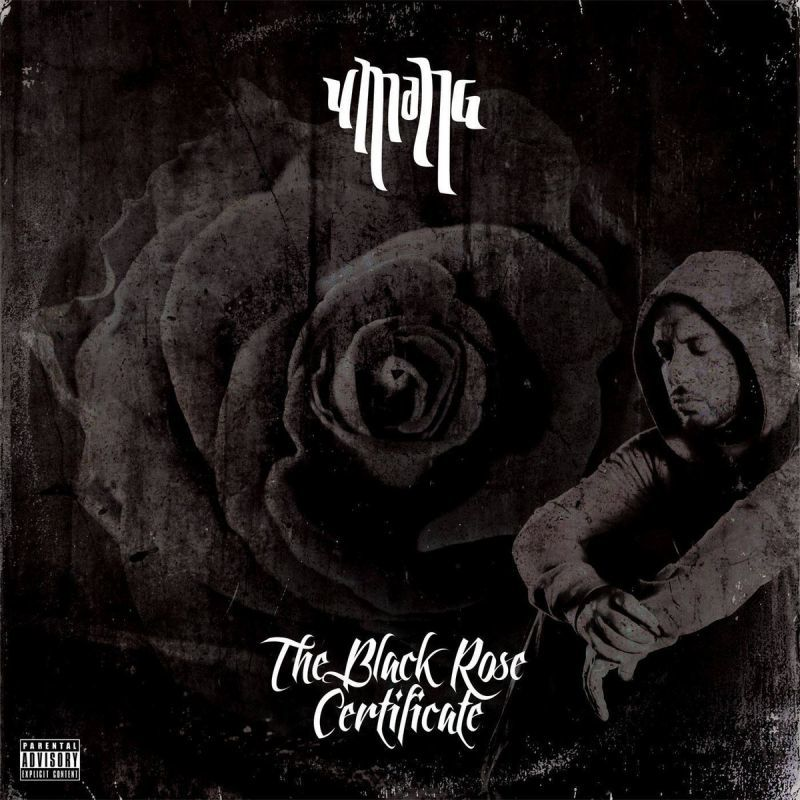 uMaNg - The Black Rose Certificate 【CD】-ILL ADRENALINE RECORDS-Dig Around Records
