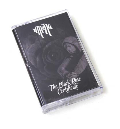 uMaNg - The Black Rose Certificate 【Cassette Tape】-ILL ADRENALINE RECORDS-Dig Around Records