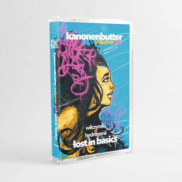 wilczynski x hydrogenii - Kanonenbutter Vol. 1: lost in basics [Cassette Tape]