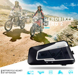Intercom moto HERO 2 1200M Bluetooth® (pour 1 motard)
