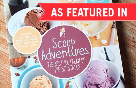As Featured In: Scoop Adventures by Lindsay Clendaniel