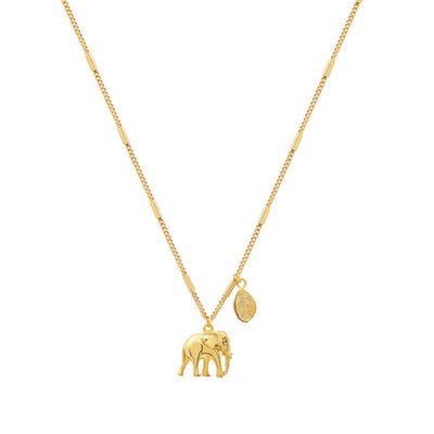 Gold Savanna Necklace