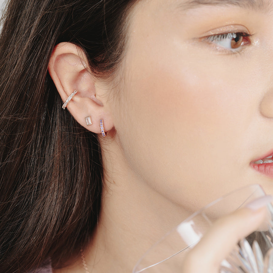 Rose Gold Odette Ear Cuff
