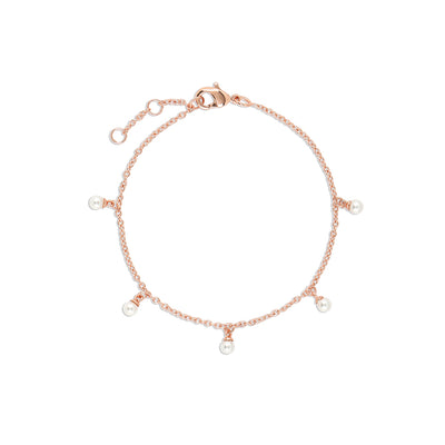 Rose Gold Perla Bracelet