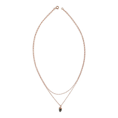 Rose Gold Astoria Necklace