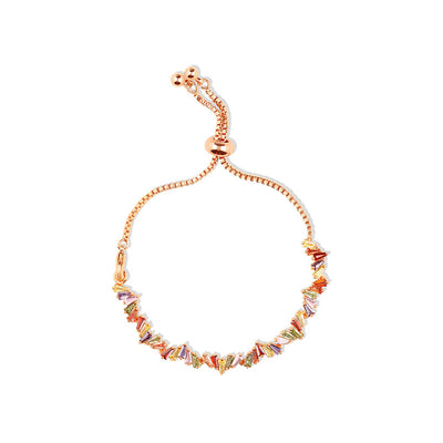 Rose Gold Raine Bracelet